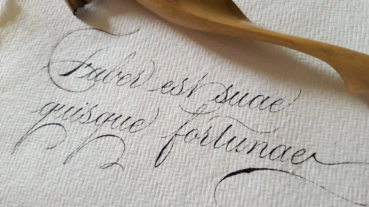 Francesca Valbonesi On Twitter Faber Est Suae Quisque Fortunae