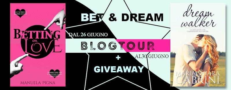 Blogtour+#GIVEAWAYALERT Bet&Dream https://t.co/bxD0so15Gi via @sog...