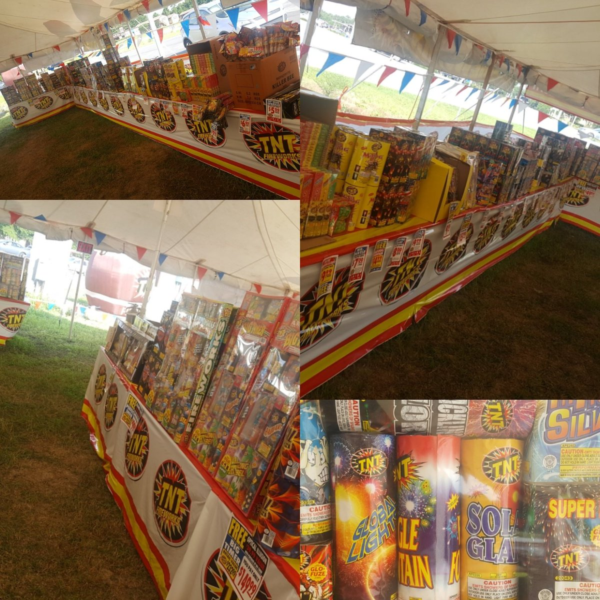 havelock football on twitter havelock touchdown club firework stand tax free across from the walmart in newport