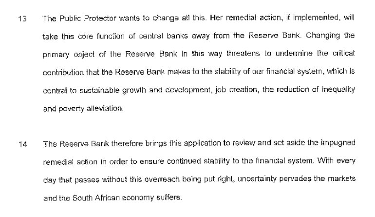 #PPReport The #ReserveBank on what will...