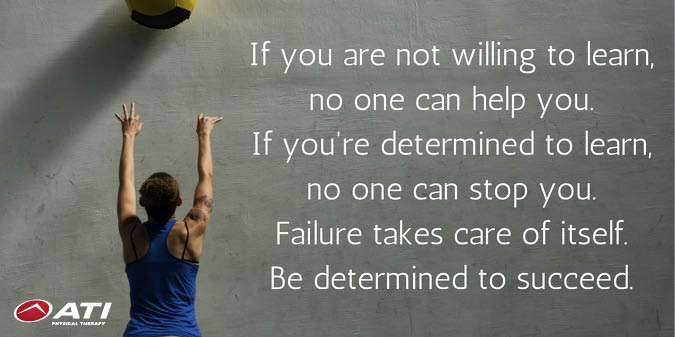 Be determined to succeed! #TuesdayThought #success https://t.co/D0XirG...