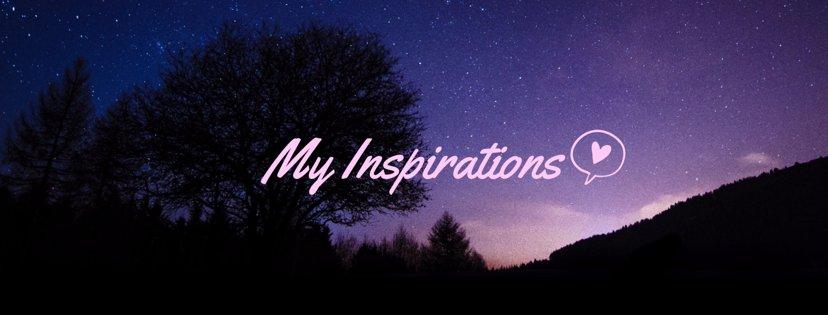 My Inspirations! Who&#39;s yours?  http:// buff.ly/2tgc33f  &nbsp;    @BBlogRT @sharemypost_ @BloggersTribe @BloggersLifee #BloggersSparkle #GRLPOWR<br>http://pic.twitter.com/lRF03a0Dav