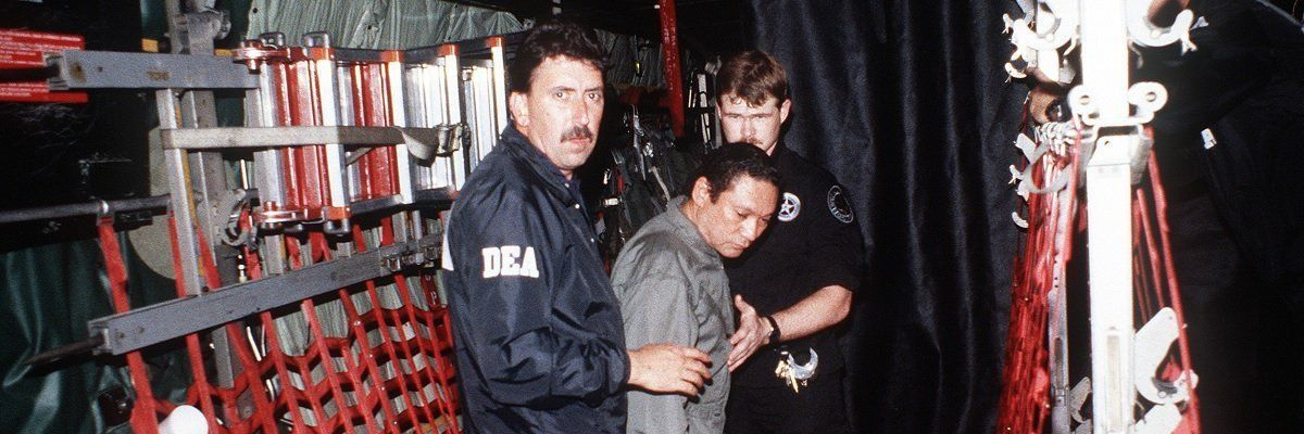 #CIA worked with White House to kill probe into how much U.S. knew about Noriega's drug trafficking  http:// buff.ly/2sbtoKz  &nbsp;  <br>http://pic.twitter.com/TjC7n899m7