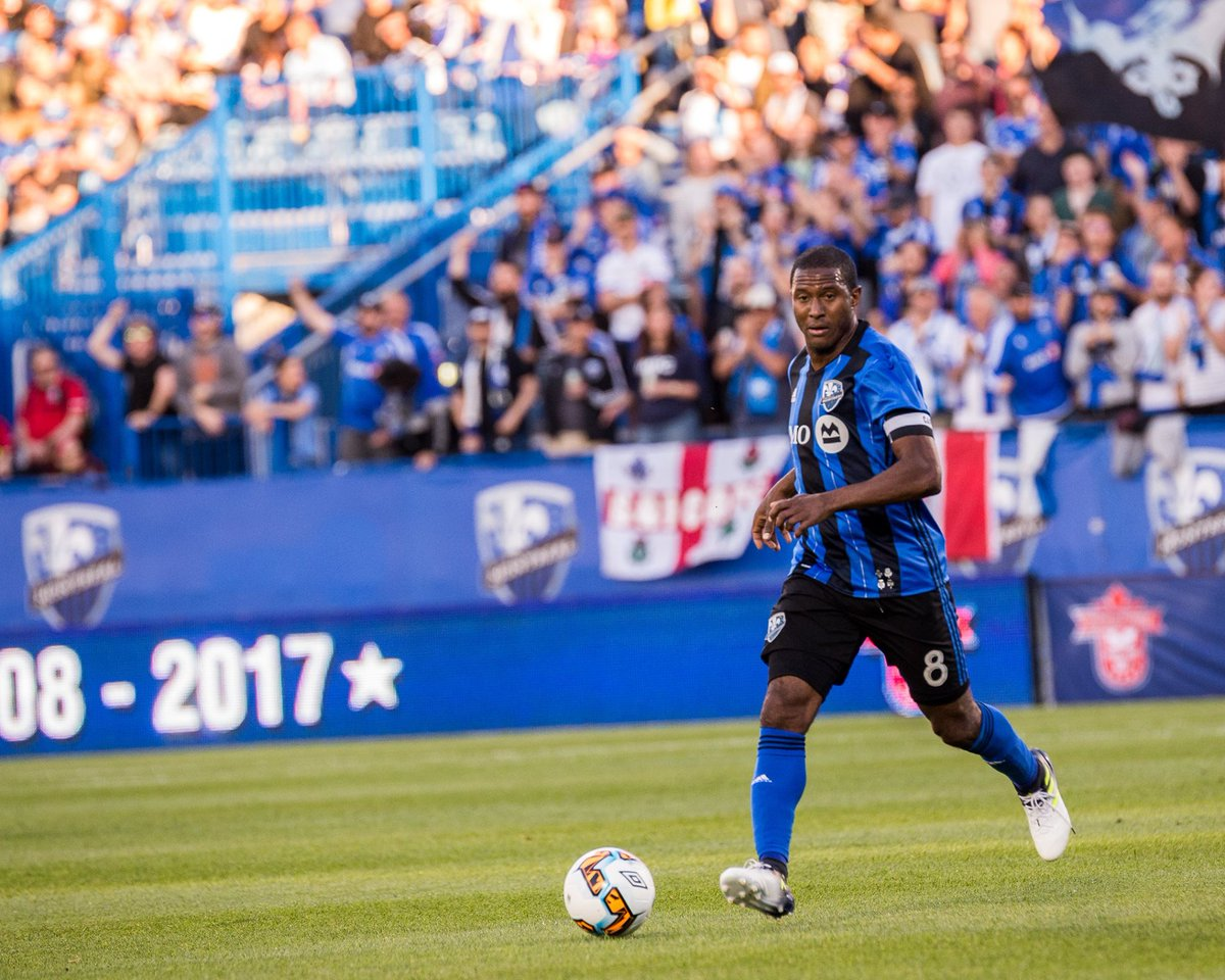 Leg 2. Même détermination. We got our eyes on the Voyageurs Cup! #IMFC...