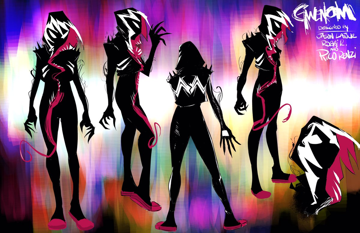 This Fall, a story we&#39;ve been building to since #spidergwen #0... #GWENOM. #venom #marvel #spiderverse...<br>http://pic.twitter.com/RJEnI5Jsjs