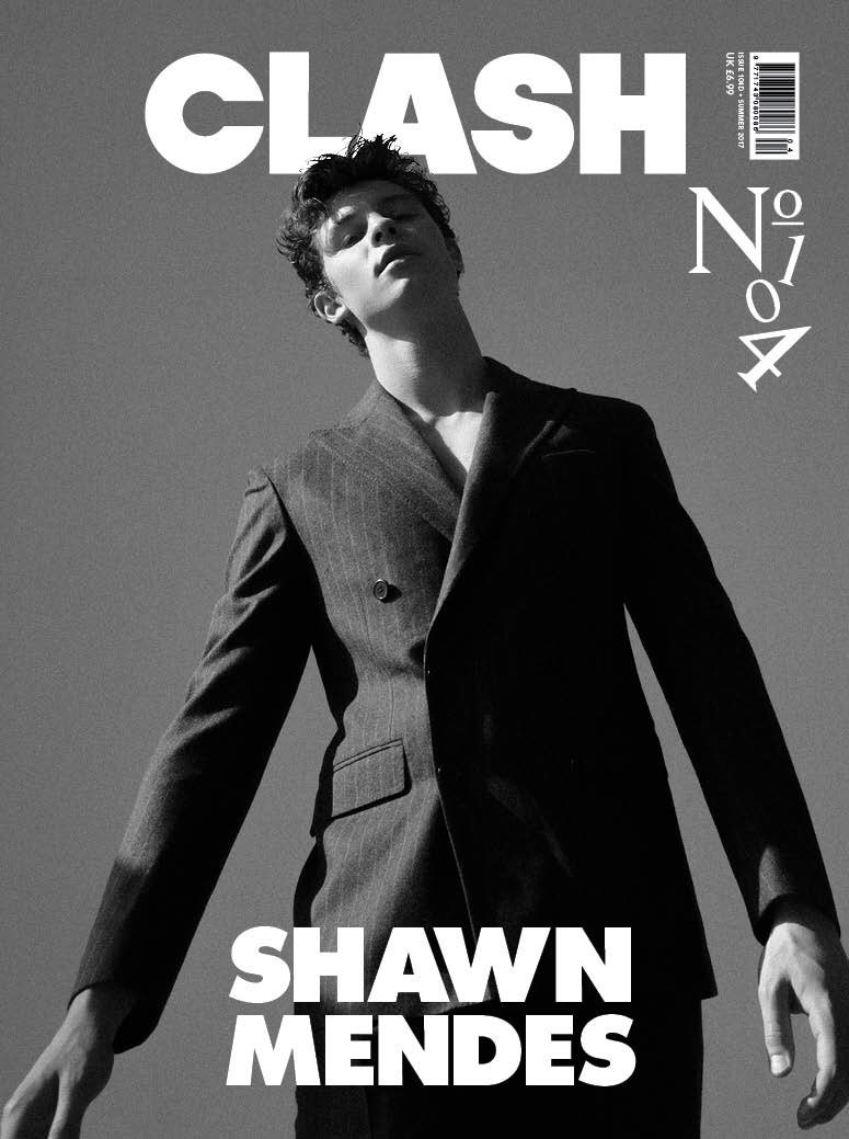 On the cover of Clash Magazine! Thank yo...