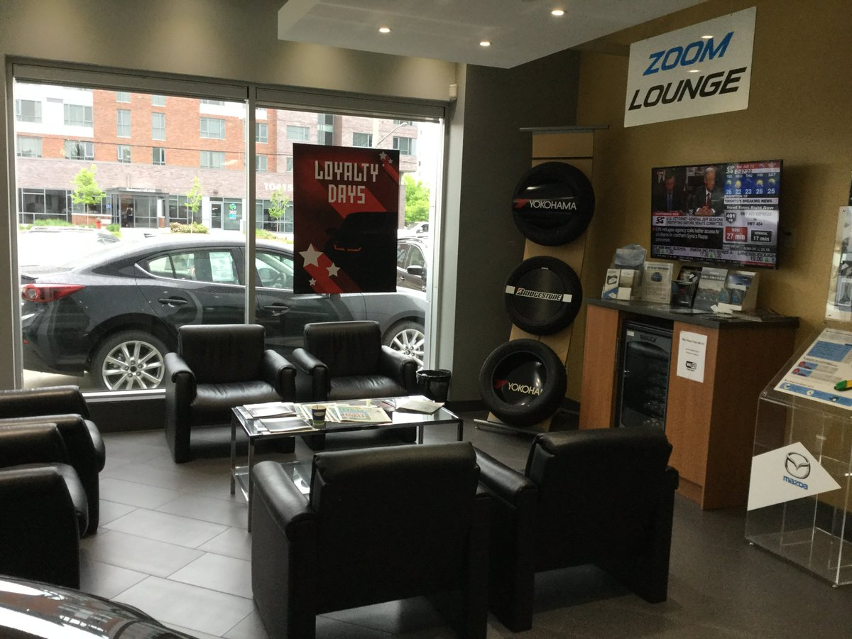 When getting your vehicle serviced, grab a cup of coffee and relax in our #Zoom lounge! <br>http://pic.twitter.com/uWdEJe8I28