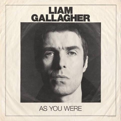 El debut solista de Liam Gallagher ya tiene fecha y portada https://t....