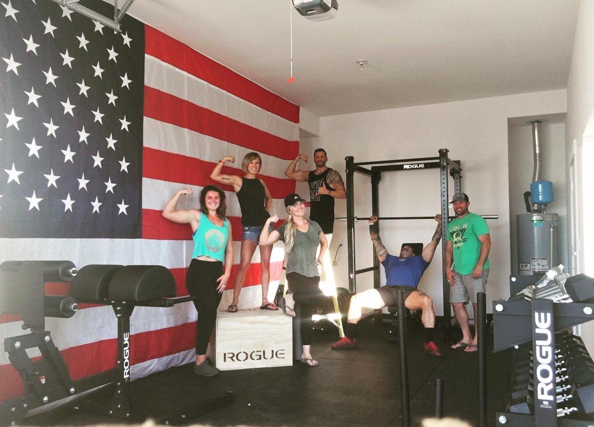 Garage gym builder home gym at a great price bells of steel