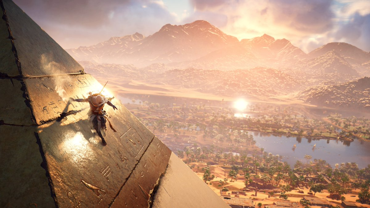 New article by Games Radar on #AssassinsCreedOrigins.  https://t.co/5N...