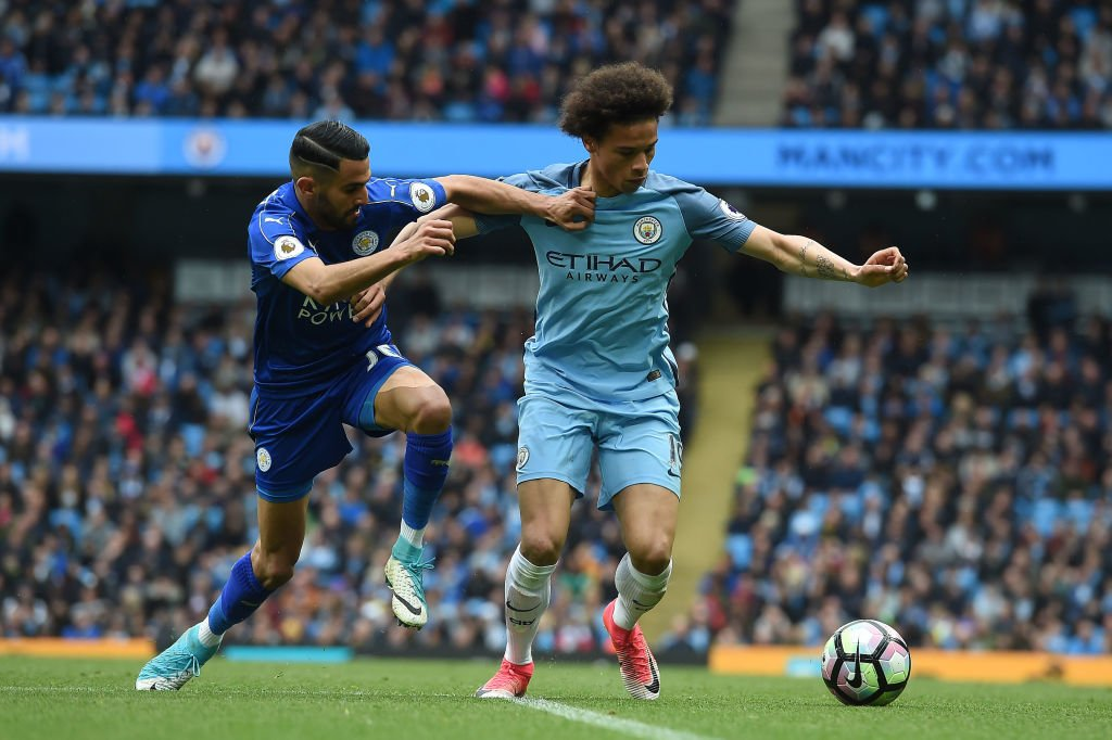 Riyad Mahrez: Has been dribbled past more times (125) than any other P...