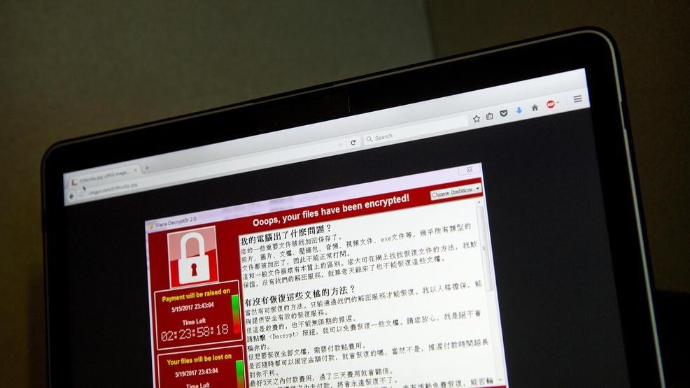 #BREAKING: Cyberattacks are causing disruption across Europe, hitting Ukraine especially hard  http:// bit.ly/2rXqllj  &nbsp;  <br>http://pic.twitter.com/c20MRk6E3s