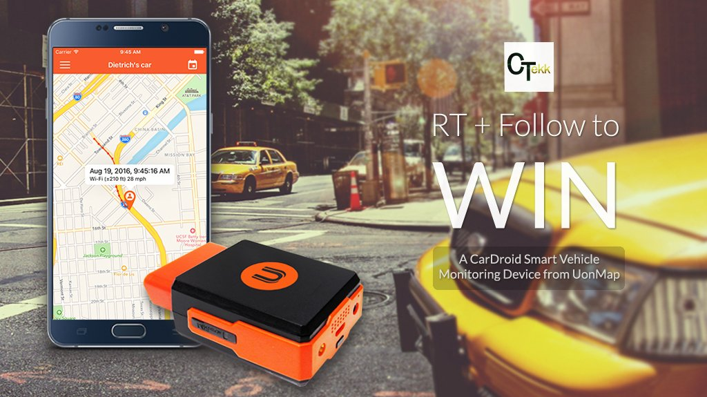 Last chance to #enter our CarDroid #Giveaway. Follow us &amp; RT to #win. We pick a winner on Monday! #contest #competition #citizentekk<br>http://pic.twitter.com/3cehciJlLd