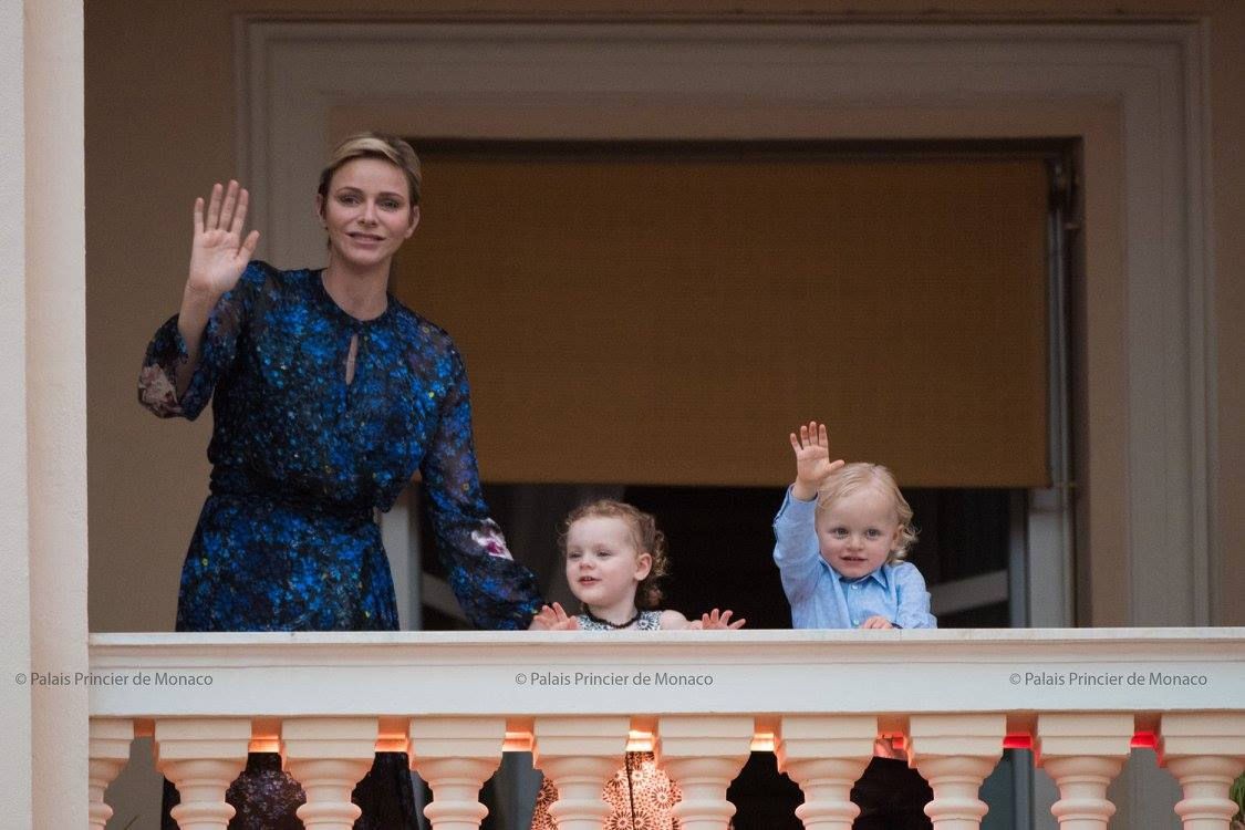 #PrincessCharlenedeMonaco with her sons at #StJean Party #Montecarlo #Monaco #CotedAzurNow #Cotedazurfrance #FrenchRiviera<br>http://pic.twitter.com/LNAUMwWptU
