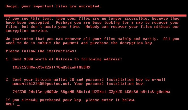 New strain of #petya ransomware spreading in Europe. Symantec protects...