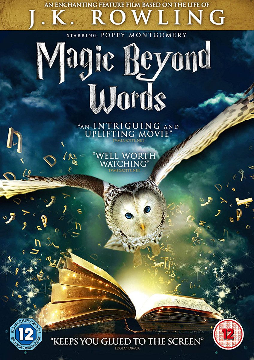 Have you entered our #Competition yet? The prize is this movie about #JKRowling. #HarryPotter20   fans will love it! FOLLOW and RT #giveaway<br>http://pic.twitter.com/1liQHZ6fEa