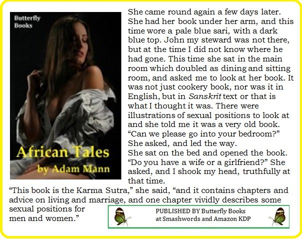 Read about romantic life in the hot &amp; sultry climate in Africa   https://www. smashwords.com/books/view/639 392 &nbsp; …    https://www. amazon.com/dp/B01GAR7ER8  &nbsp;       #Humor #MFRWorg<br>http://pic.twitter.com/QkitlfW7TV