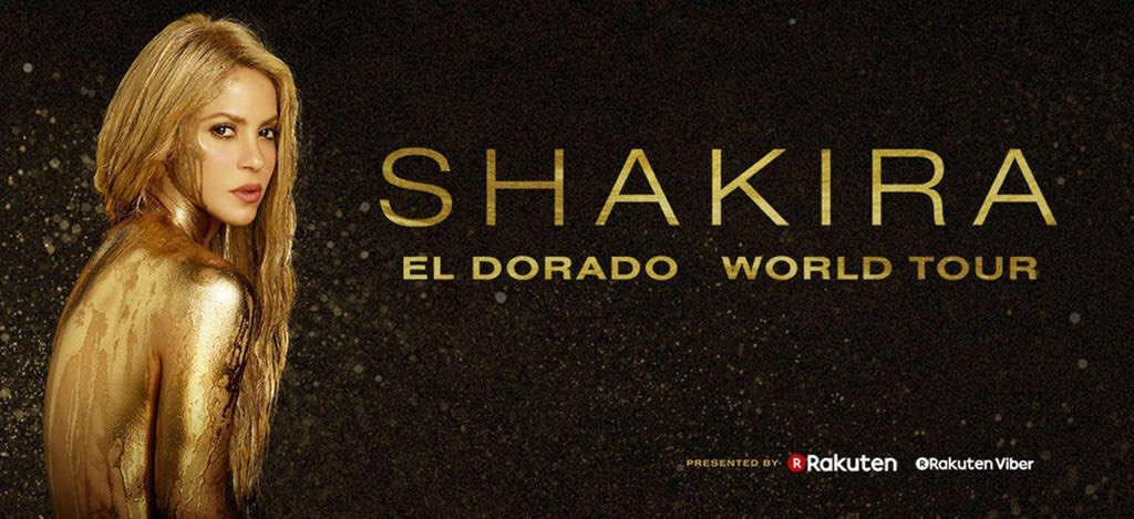Resultado de imagen para Shakira 10 novembre 2017-10 novembre 2017 accorhotels arena