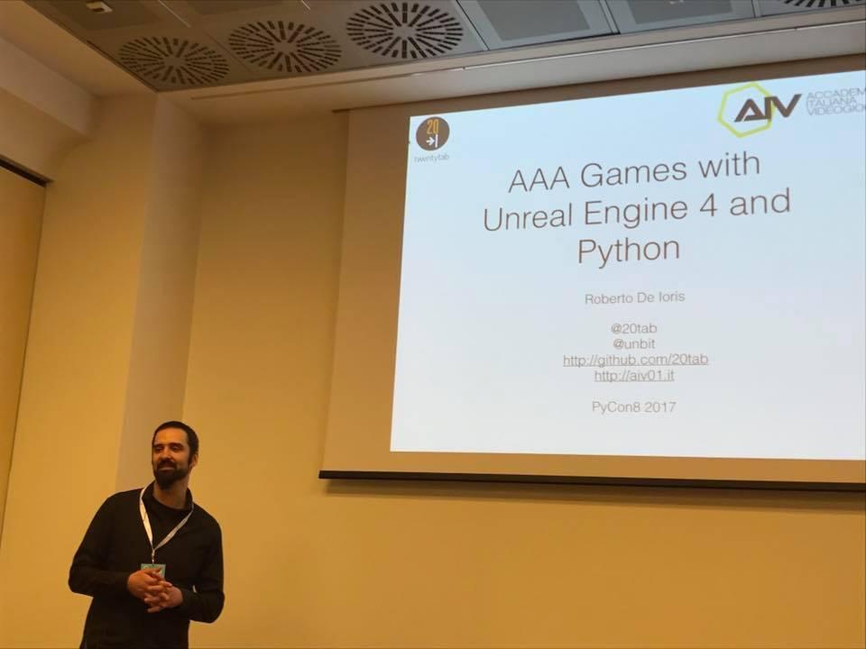 Our talks on #Django &amp; #PostgreSQL #fulltextsearch, @taigaio &amp; #Agile, #Python &amp; @UnrealEngine 4, from #PyCon2017 on  http:// 20tab.com  &nbsp;  <br>http://pic.twitter.com/iMn6O3ydJy
