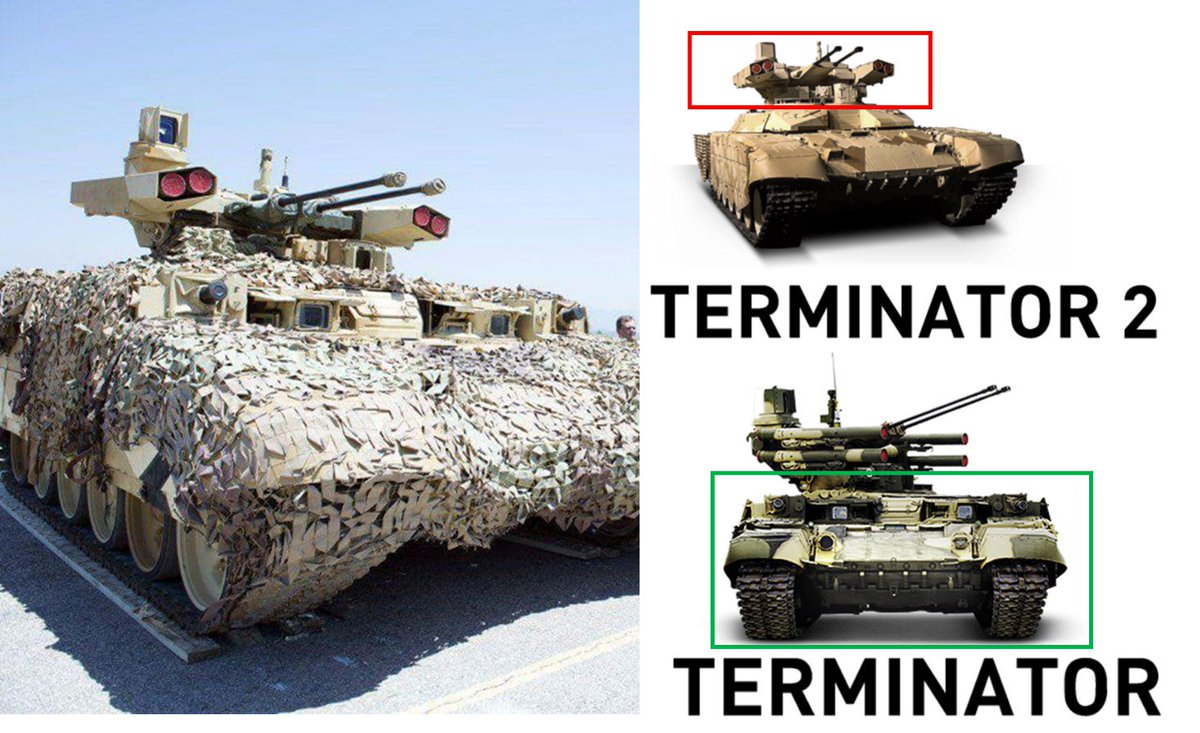 ظهور ال terminator في قاعدة حميميم في سوريا DDVm6w7XcAEHVUB