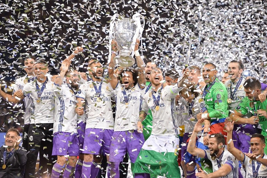 Champions League games to be broadcast on Facebook by Fox Sports  http:// en.calcioefinanza.com/2017/06/27/cha mpions-league-games-broadcast-facebook-fox-sports/ &nbsp; …  #UCL <br>http://pic.twitter.com/SIkczB2QZk
