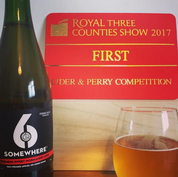 #French cidre brand, @6_Somewhere came 1st in their class @3countiesshows for their sweet variety  http:// ow.ly/MwDb30bNsyy  &nbsp;   #madeinfrance  <br>http://pic.twitter.com/hnIn2yorgi