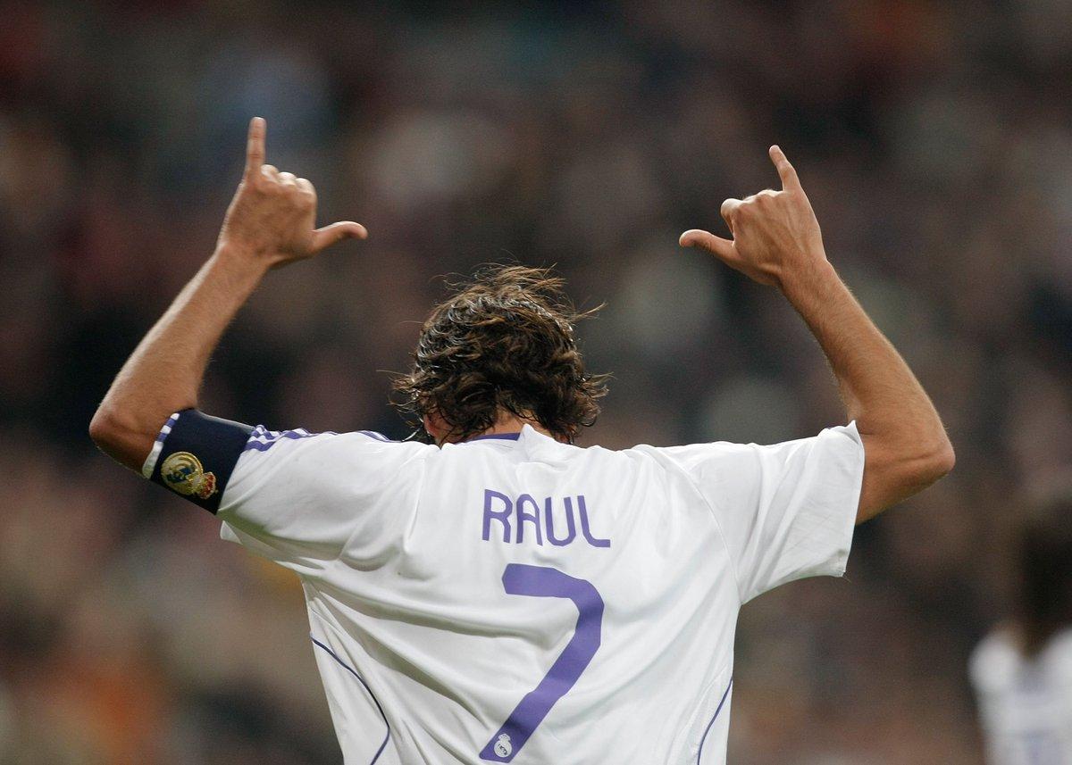 HONOURS  #UCL  Club World Cup  #SuperCup  La Liga  German Cup   What&#39;s your favourite @RaulGonzalez moment?<br>http://pic.twitter.com/ZgVrxMJk6X