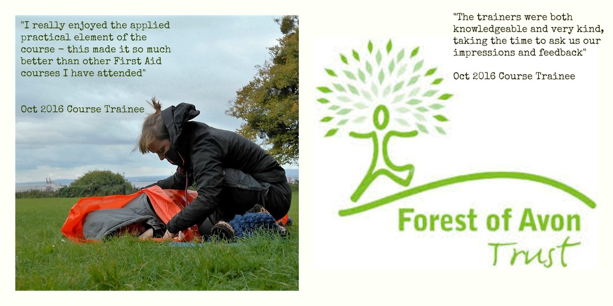 ITC Outdoor First Aid Training 19th-20th July  http:// bit.ly/2tiYiRs  &nbsp;   @ITCfirstAid @KingswestonHse #Bristol #ForestSchool #Outdoor #FirstAid<br>http://pic.twitter.com/bVxJyJYhyi
