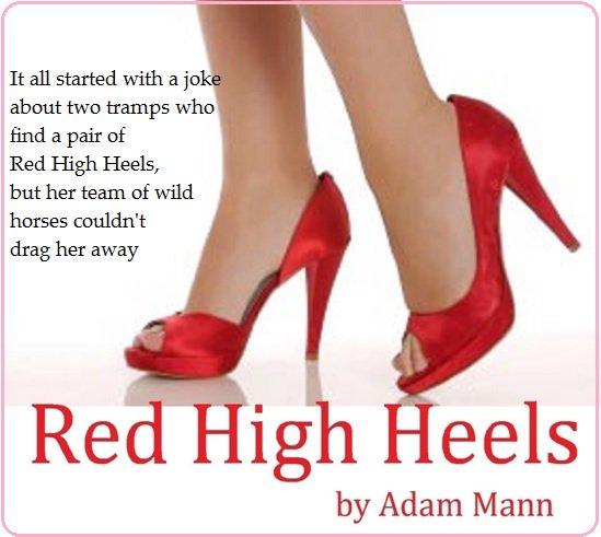 Red High Heels and a bath towel are not a joke, they worked   https://www. smashwords.com/books/view/466 177 &nbsp; …    https://www. amazon.com/dp/B00MNG9W1M  &nbsp;   #Romance #Humor #MFRWorg<br>http://pic.twitter.com/ROaV7zdAeN