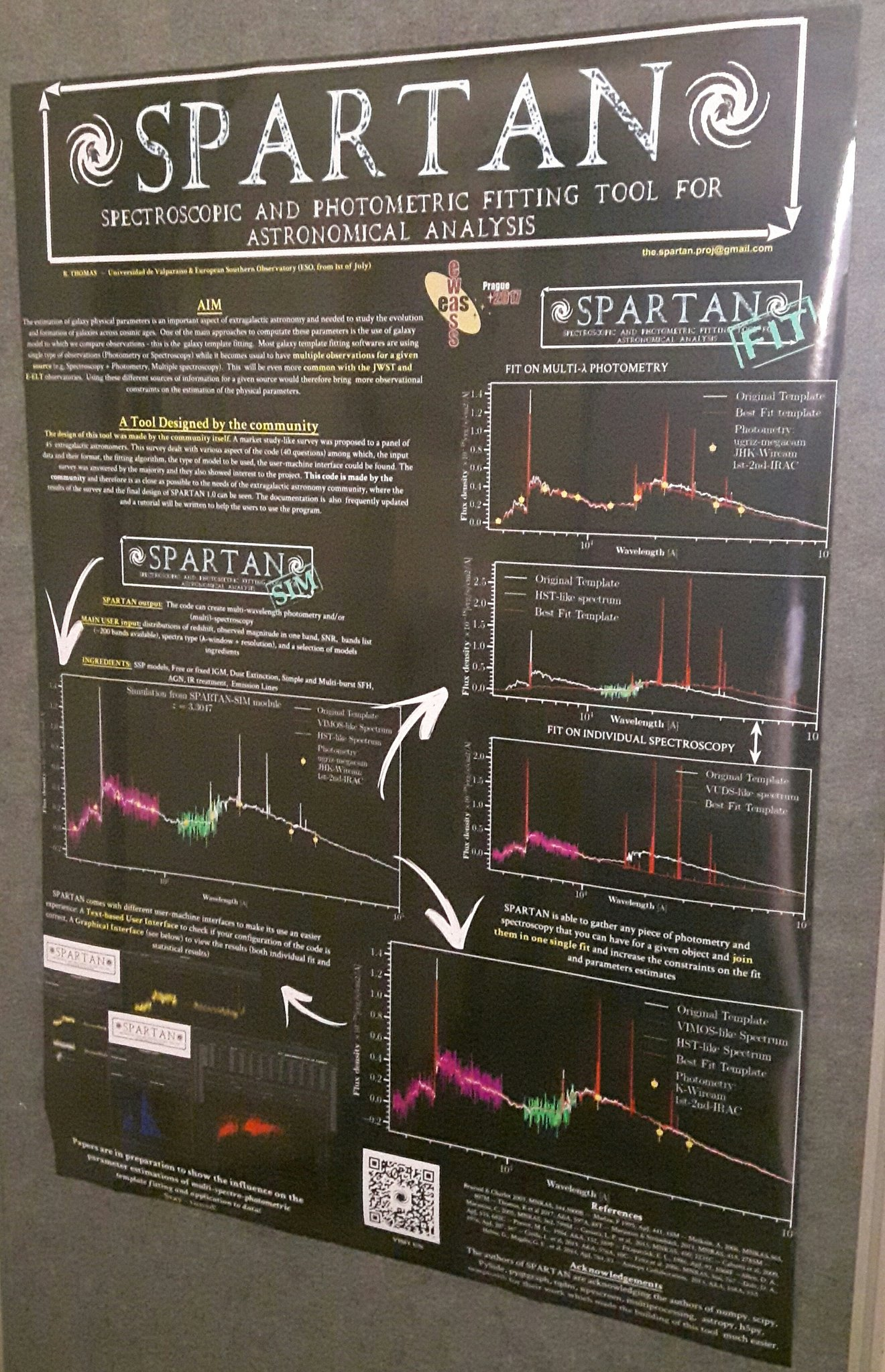R Thomas: SPARTAN, maximizing the use of astronomical data in template fitting #ewass2017 https://t.co/BVVnkWdcAm