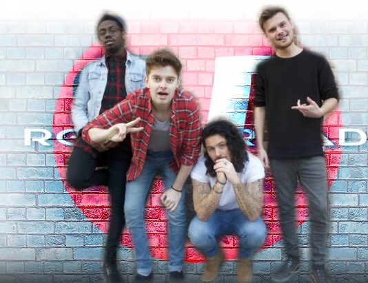 Live on Friday at 4PM , my interview with  @RomanRoadMusic  about being #VodaphoneFutureBreakers2017 announced by #capitalfm #newmusic <br>http://pic.twitter.com/5PmUbrgjGu