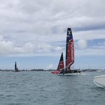 Thank you @americascup ! We're honored to have been a part of this amazing event! Congrats to both @EmiratesTeamNZ & @OracleTeamUSA