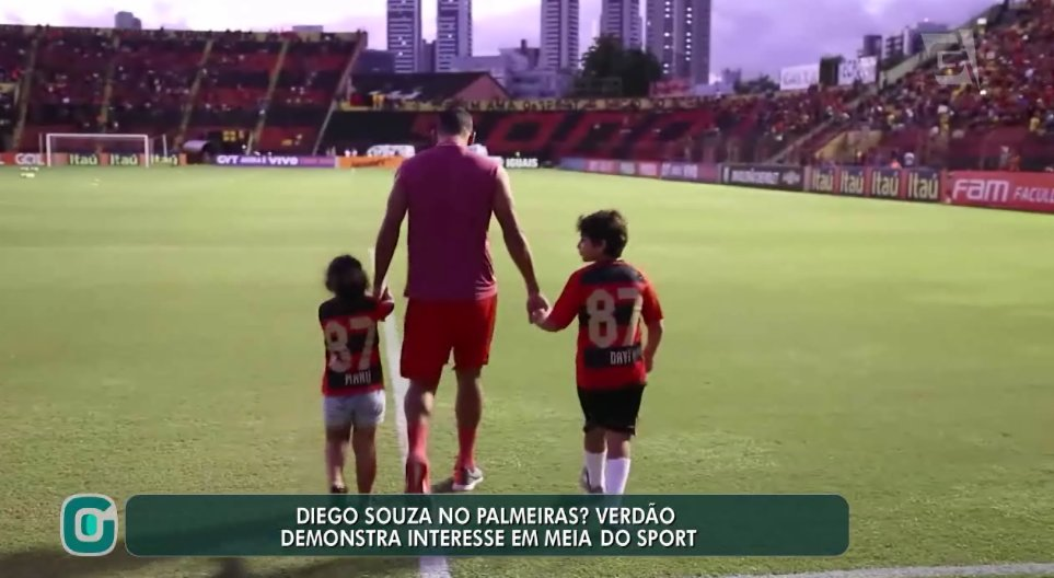 Cuca quer Diego Souza para jogar na vaga de Gabriel Jesus!