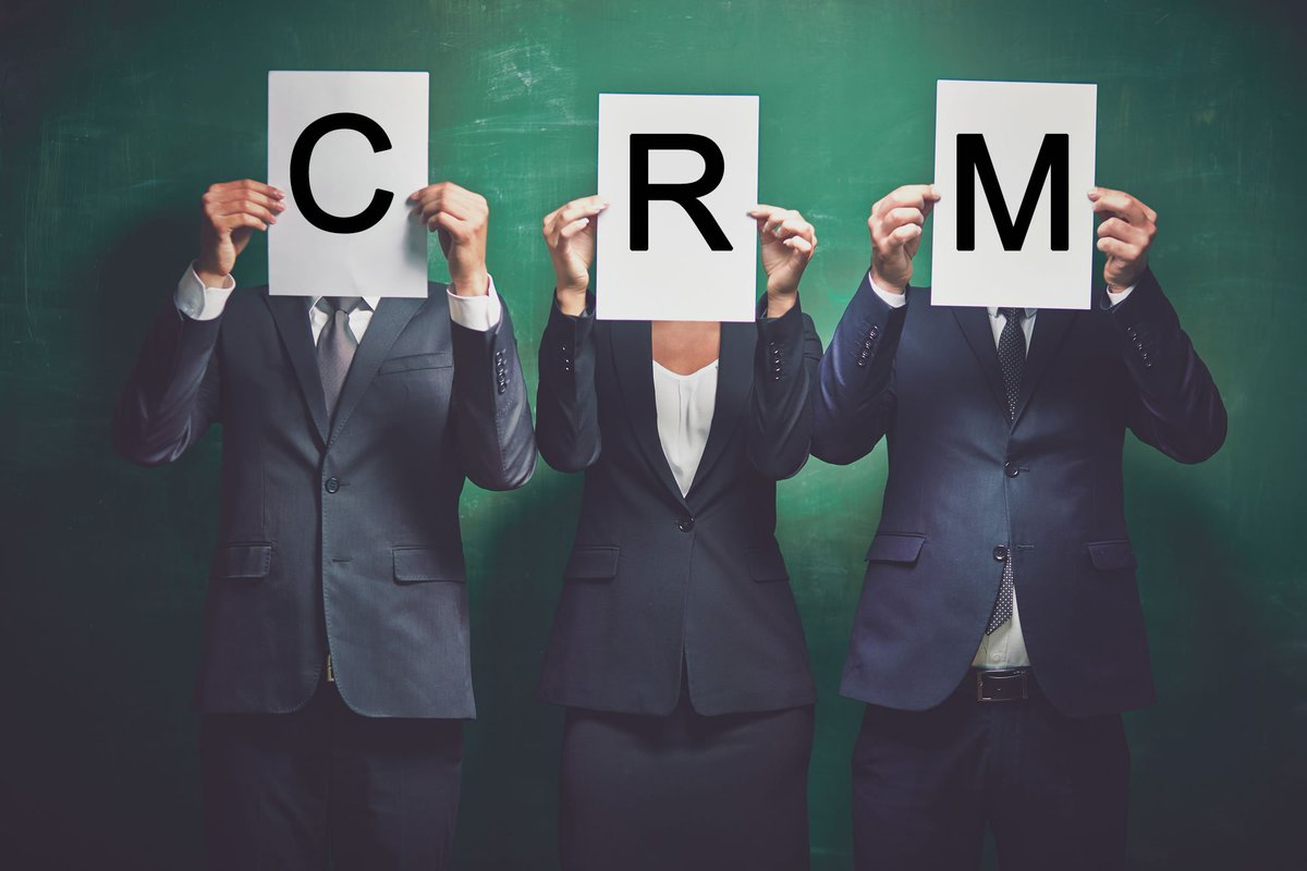 #CRM - easy to spell but takes determination and #leadership to #deliver its fullest #potential for your #business.  So #lead from the front<br>http://pic.twitter.com/EjnJSGo4jY