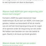@BartPorskamp - @wallie011067 @Gem_Berkelland @Greenchoice Je bedoelt dat groot deel van het geld nu naar Barendrecht gaat? AGEM is namelijk geen leverancier. Praten wel een keer over de GVO handel. https://t.co/VDpPW34r24