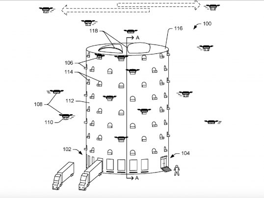 #Amazon envisions giant #drone towers to speed up #delivery @CNET #digitaltransformation #ecommerce #scm #logistics  https://www. cnet.com/news/amazon-en visions-giant-drone-towers-to-speed-up-delivery/ &nbsp; … <br>http://pic.twitter.com/s1Wa5aK3gK
