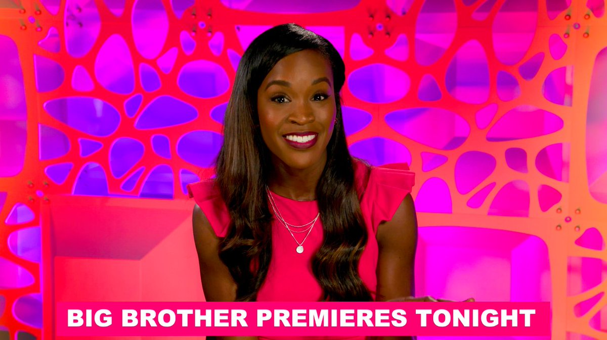 It's finally here! Watch the #BB19 premiere tonight at 8/7c on CBS and...