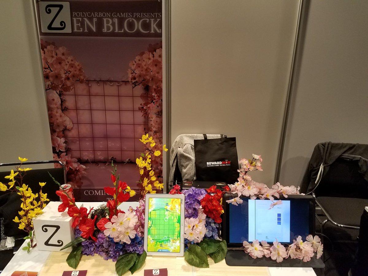 It has begun! #zenblocks #AndroidDev #indiedev #flowers #beautiful #PGCSanFrancisco #gems #Entrepreneurs #gamedev #Steam #blogger #games<br>http://pic.twitter.com/J3C3dAyjWE