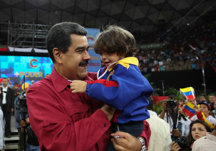 Presidente @NicolasMaduro: 'La próxima s...