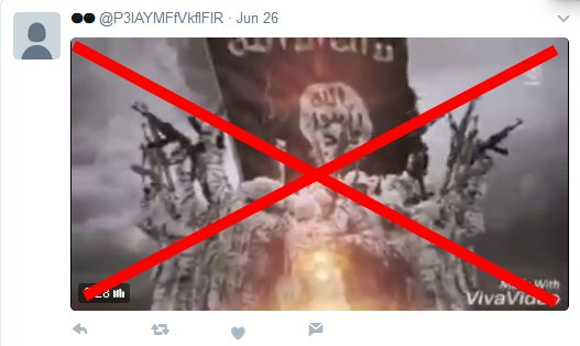 #Daesh video  hub account  YKWTD     https:// twitter.com/P3lAYMFfVkfIFlR  &nbsp;    https:// twitter.com/intent/user?us er_id=874256318839877632 &nbsp; …   @Support @TwitterSafety #OpISIS #OpIceISIS #targets<br>http://pic.twitter.com/HAC9aPqwAC