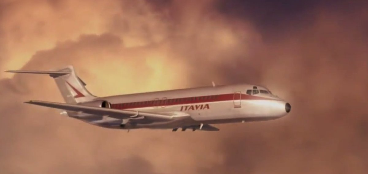 Air Disasters on Twitter: