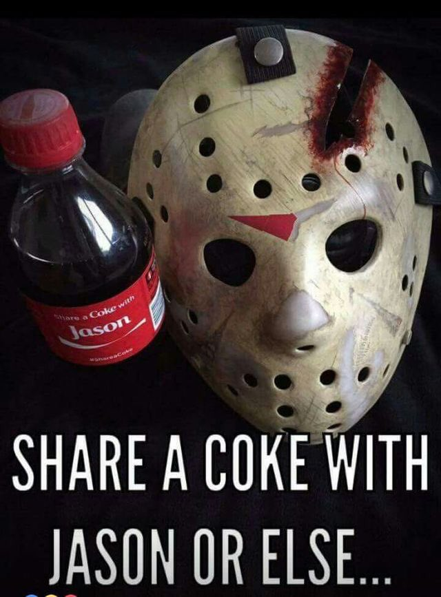 Screw sharing it with him, I&#39;ll give him the whole damn bottle!?!  #horror #TuesdayThoughts<br>http://pic.twitter.com/VMaTRna3pj
