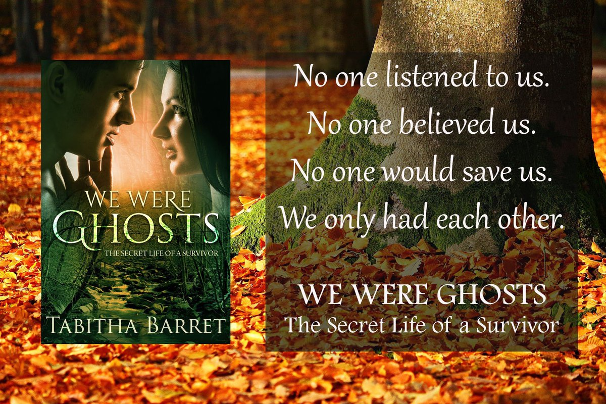 Can their love give them the strength to survive? #YA #Romance  https://www. amazon.com/We-Were-Ghosts -Secret-Survivor-ebook/dp/B072V969MS &nbsp; … <br>http://pic.twitter.com/el5F8LFV5F
