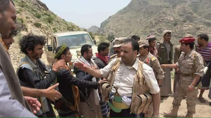 #Breakingnews I dare any President n #world 2 visit fighters n battlefields as Mr.Alsmad President of #Yemen did 2day n #Jizan #media #news <br>http://pic.twitter.com/gpFpymaExk
