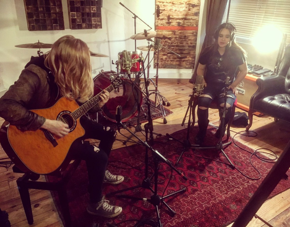We now have IYMAs songwriter awardees Tipsy Disposition from @YWIMeath recording at @HerbertPStudios #iymas #musiced #MusicEducation<br>http://pic.twitter.com/sAWFmPvzDt
