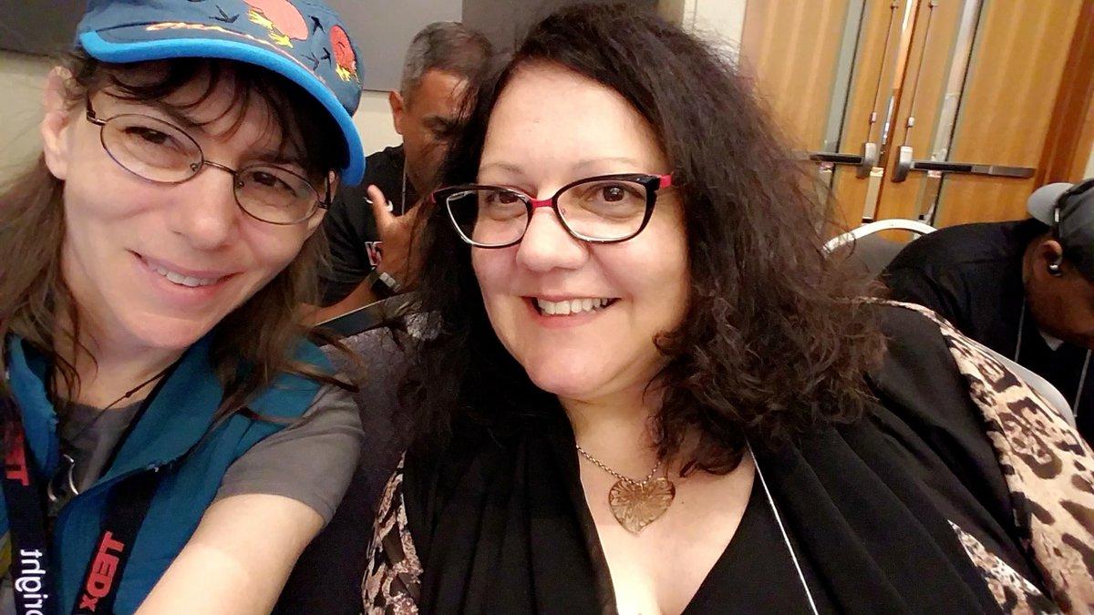 Having a gr8 time w @tina_p in #ISTEglobalPLN #ISTE17 session by @zeitz @murcha @heymattfrat @amyjambor et al @tchatio @participate<br>http://pic.twitter.com/4sPK64TsaG