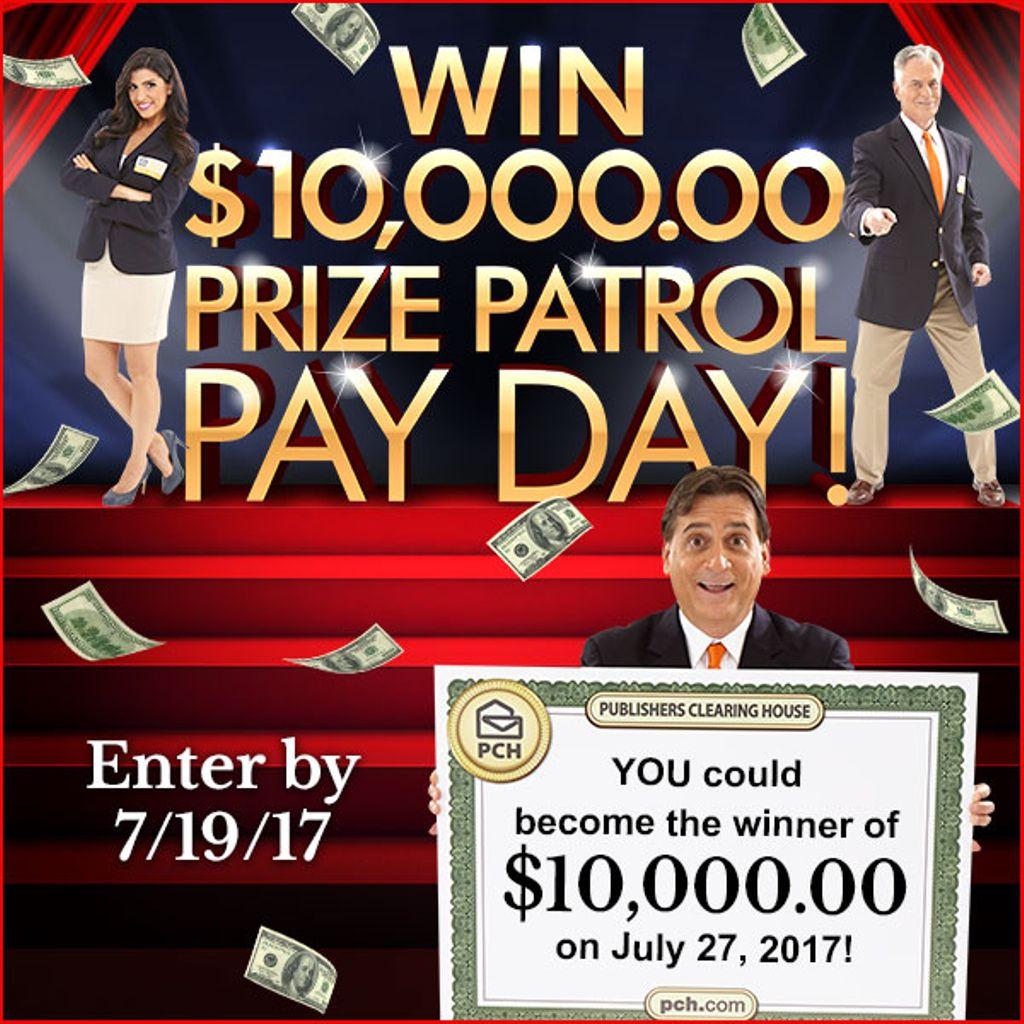 Pch Prize Patrol