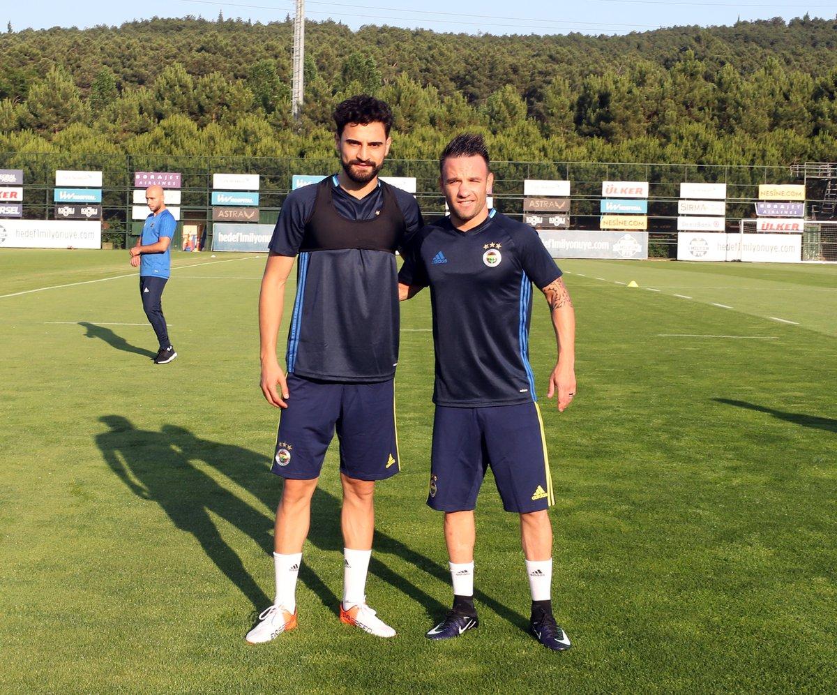 Fenerbahçemiz Yeni Sezon Hazırlıklarına...
