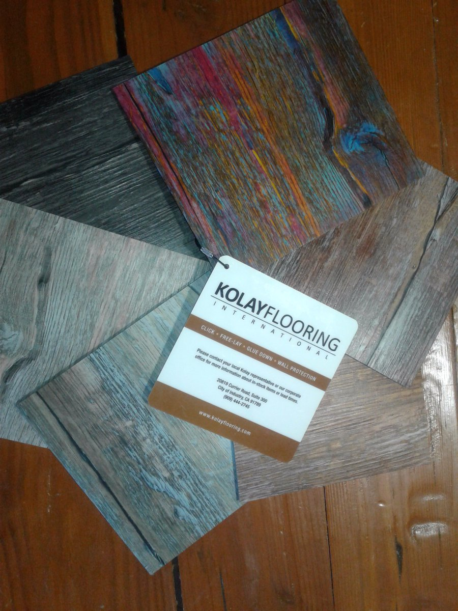 Kolay Flooring-*Click*Free-Lay*Glue Down*Wall Protection*-Luxury Vinyl 5mil to 20mil wear layer #Bar #funky #mancave #classic<br>http://pic.twitter.com/HzQMuUis5N