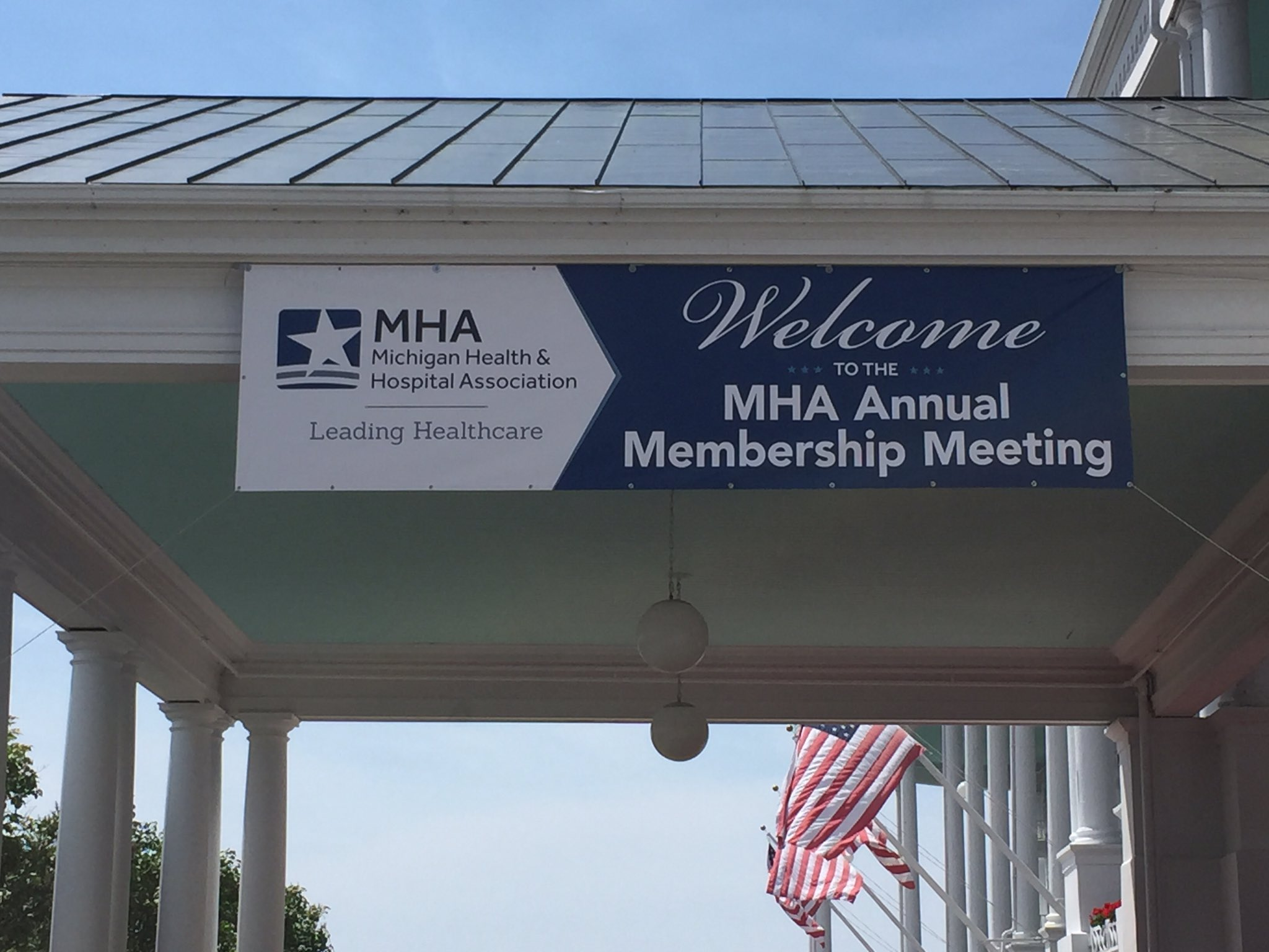 We're excited to welcome back members, their families, sponsors & special guests to our #MHAannual Mtg! Follow us this week for live updates https://t.co/njoZbs8l32